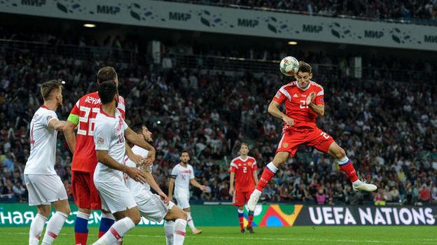 Россия - Турция - 2:0. Лига наций по футболу, 14 октября 2018, комментарий Игоря Рабинера
