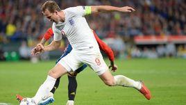 Англия сокрушила Испанию самым молодым составом за 59 лет