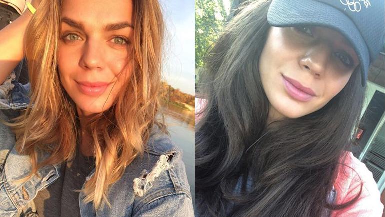 Два образа Юлии Ефимовой. Какой вам нравится больше? Фото instagram.com