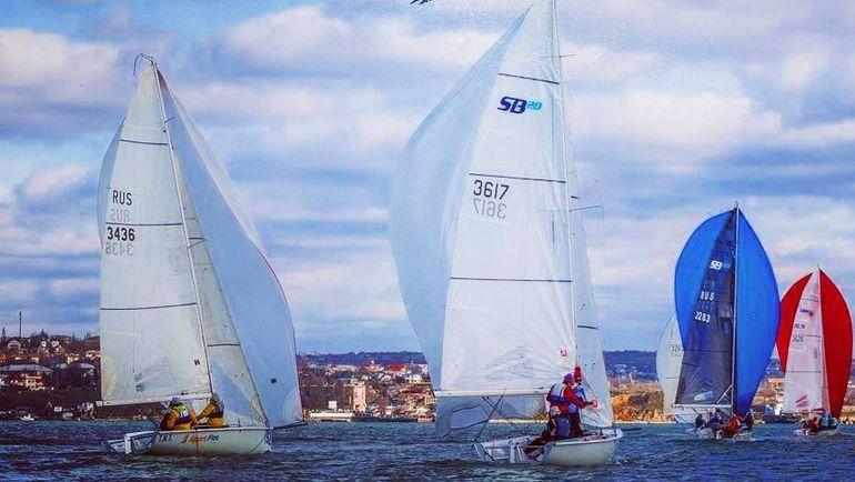 Из-за регат в Крыму на Всероссийскую федерацию парусного спорта может быть наложена дисквалификация. Фото www.instagram.com/rus_yachting/