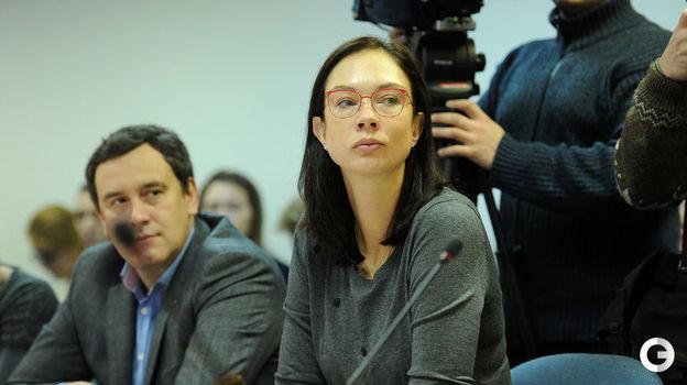 Екатерина Гамова. Фото Алексей Иванов