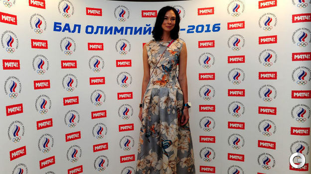 Екатерина Гамова. Фото Федор Успенский,