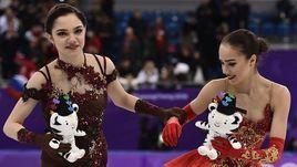 "Евгения Медведева и Алина Загитова не будут выступать на ""Скейт Америка""."