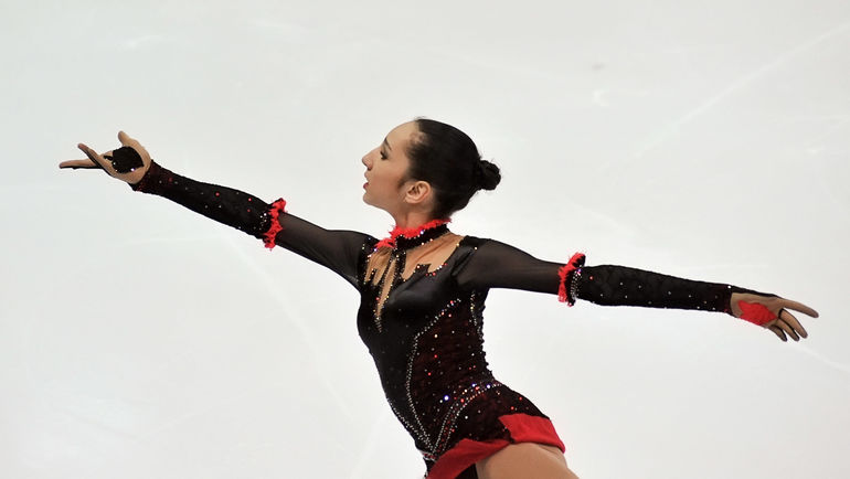 Полина Цурская. Фото Ксения Нуртдинова