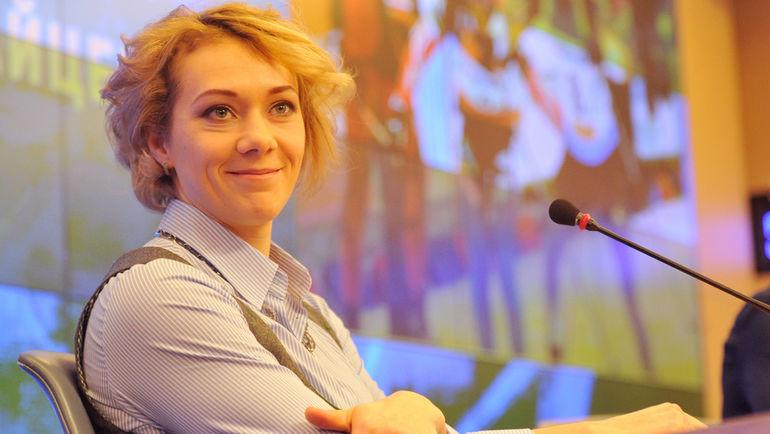 Ольга Зайцева. Фото Татьяна Дорогутина