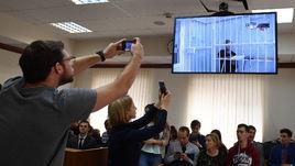19 октября. Москва. Заседание Мосгорсуда по апелляции Александра Кокорина.