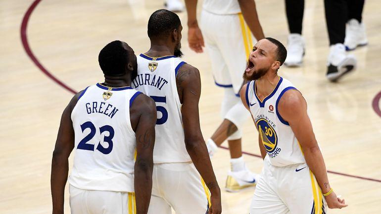"""Охота на """"Воинов"""". Чего ждать от нового сезона НБА"""