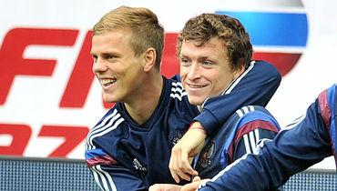Кокорин и Мамаев: что у них будет с футболом