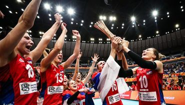 Сербия – чемпион. Европа доминирует над миром