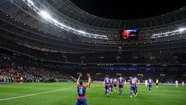 Лига чемпионов-2018/19. 2-й тур. ЦСКА -