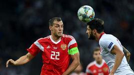 Россия в октябре-2018 против Швеции и Турции