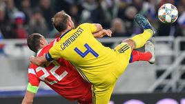Россия в ноябре-2018 против Швеции и Германии