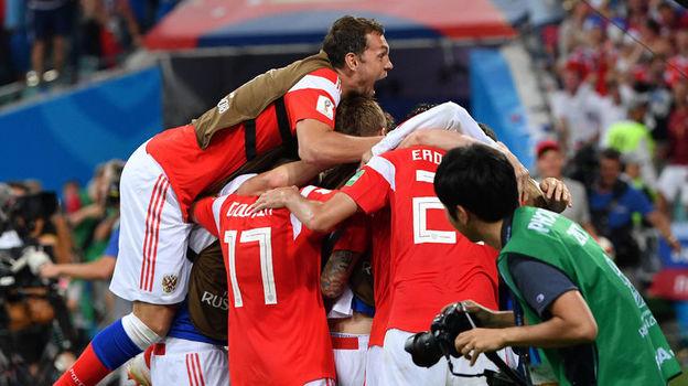 Чемпионат мира, ЧМ-2018. ФИФА. Сборная России лучшая