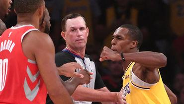 Жара в НБА. Пол и Рондо устроили драку