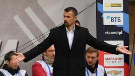 """21 октября. Химки. """"Динамо"""" - """"Зенит"""" - 1:0. Сергей Семак."""