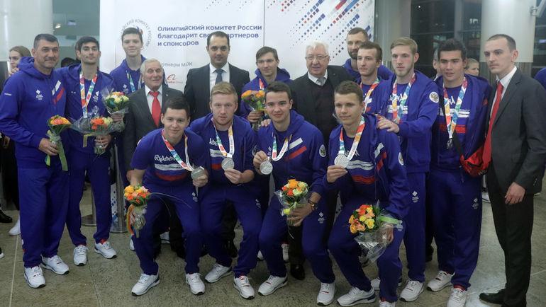 Юношеская сборная России по мини-футболу. Фото АМФР