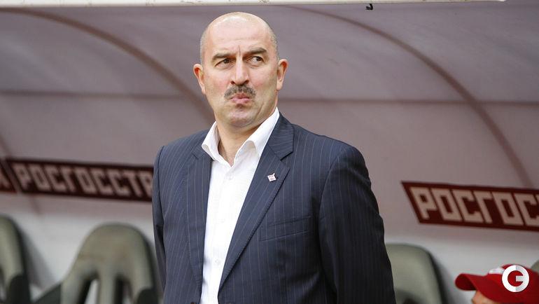 2008 год. Станислав Черчесов.