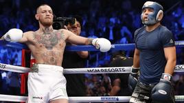 Встретятся ли Конор Макгрегор и Хабиб Нурмагомедов на боксерском ринге?