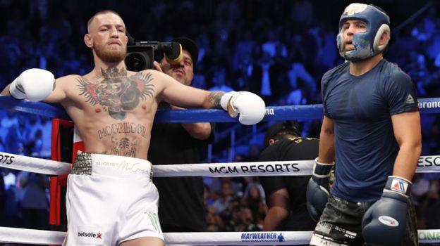 Макгрегор рвется в бокс за Нурмагомедовым. Пусть реванш состоится на ринге!