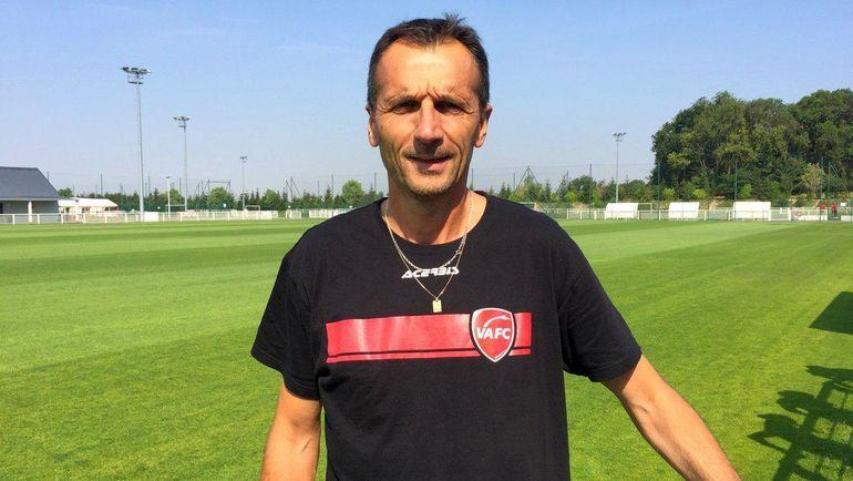 Оливье Бижота. Фото Valenciennes FC