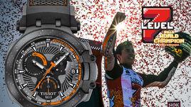 Марк Маркес стал самым молодым пятикратным победителем MotoGP