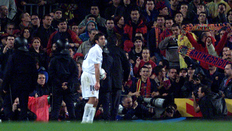 "Сине-гранатовые ""сливки"". Они играли и за ""Барселону"", и за ""Реал"""
