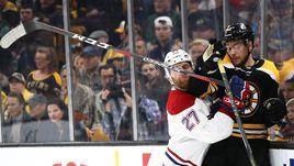 Дубли Малкина, Панарина, Тарасенко и другие фото игрового дня НХЛ