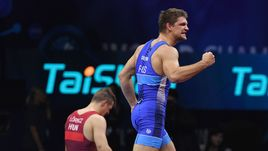 Греко-российская борьба. Триумф на чемпионате мира!