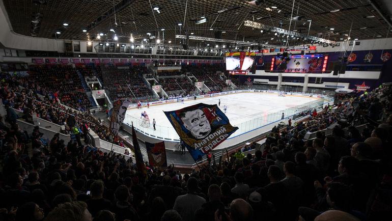 ЦСКА и НХЛ: реально ли сближение? Фото Дарья Исаева, «СЭ»