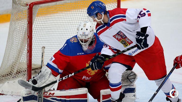 Илья Коновалов (слева).
