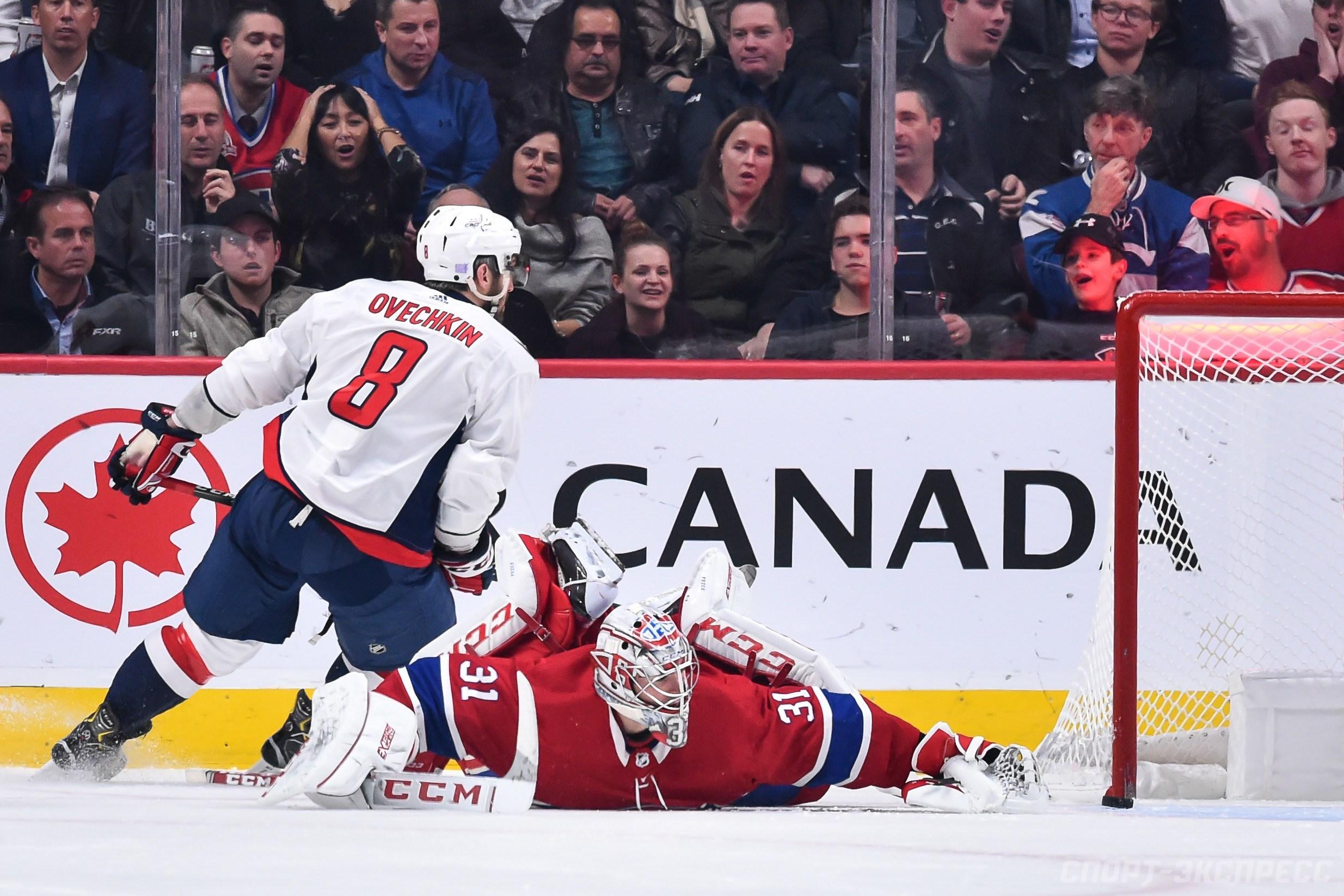 Сможет ли Калгари обыграть Монреаль На что делать ставки на НХЛ 22 Декабря 2017