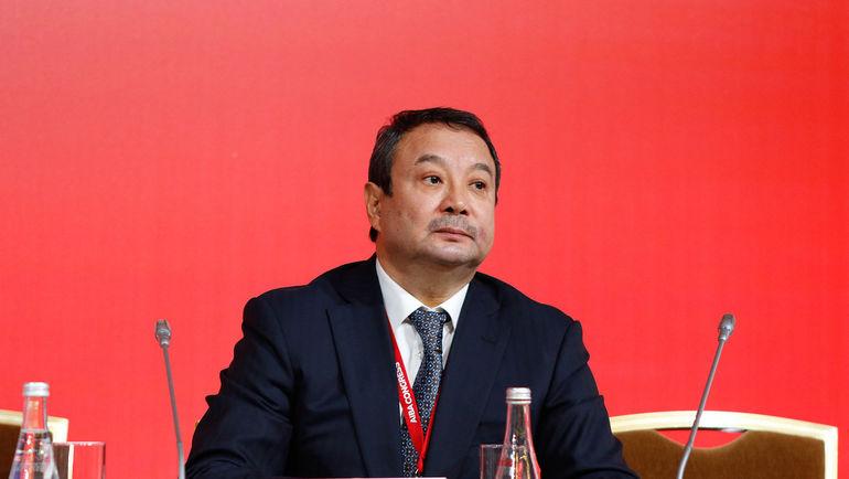 Серик Конакбаев.