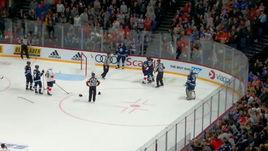Матч НХЛ в Европе: внутри и снаружи. Как это было