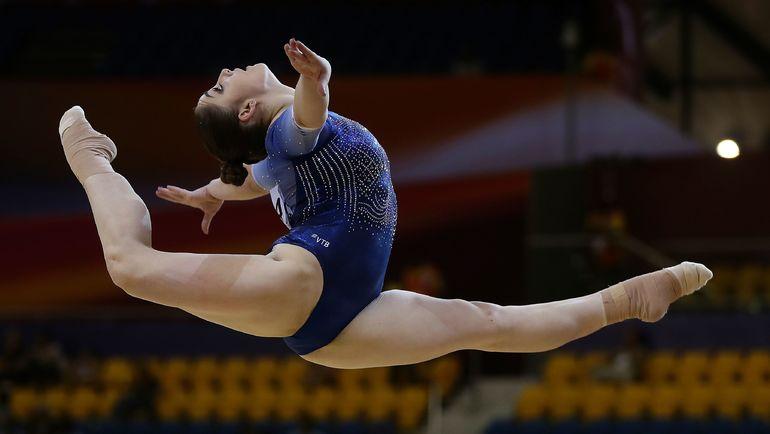Алия Мустафина. Фото AFP