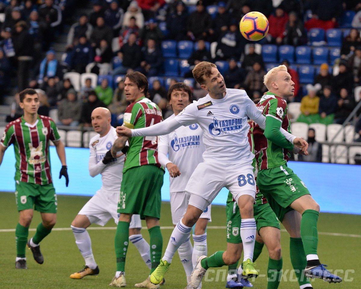 Прогноз на матч Оренбург - Рубин
