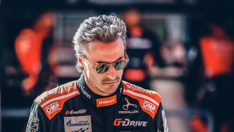 Роман Русинов. Фото Пресс-служба G-Drive Racing