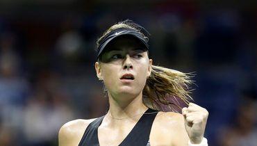 Шарапова заняла третье место в рейтинге по сумме призовых за карьеру