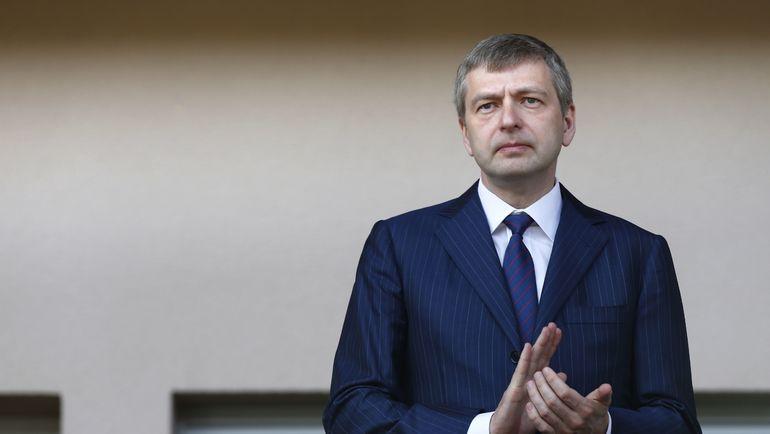 2013 год. Дмитрий Рыболовлев. Фото AFP