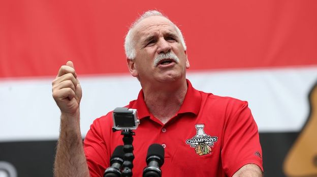 Чикаго отправил в отставку главного тренера Джоэля Кенневилля и назначил Джереми Коллитона