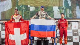 Чивчан стал первым на Межконтинентальном кубке ФИА