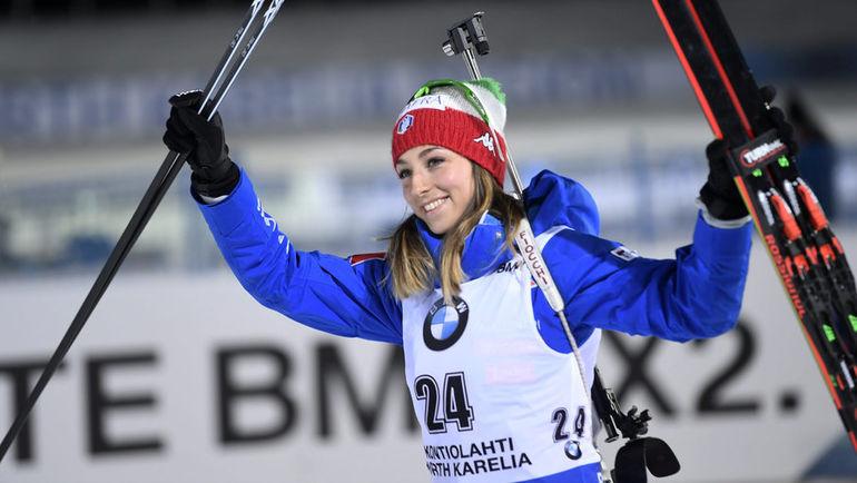 Лиза Витоцци. Фото REUTERS