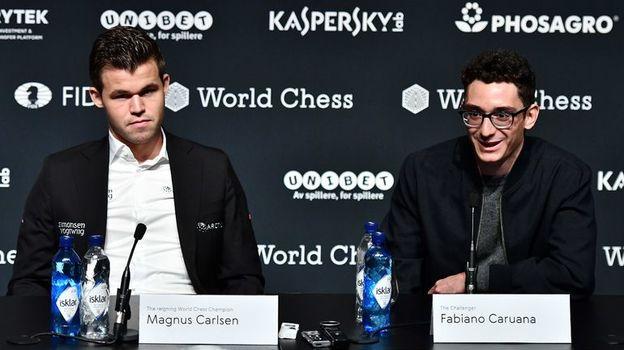 Чемпионат мира, Магнус Карлсен – Фабиано Каруана, когда матч, прогноз, расписание встреч, счет личных встреч, где следить