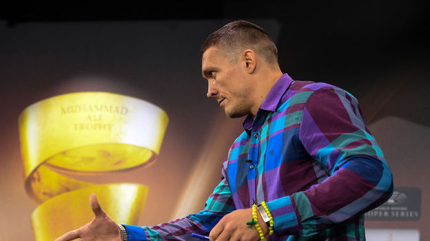 Александр Усик – Тони Белью, 10 ноября 2018 года, когда бой, прогноз на бой, где смотреть, дуэль взглядов, ставки