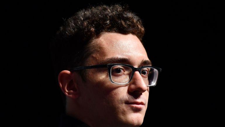 Фабиано Каруана. Фото AFP