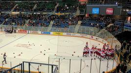 Второе золото российского хоккея за четыре года. Кроме Олимпиады у нас не было побед
