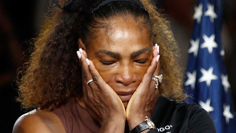 Серена Уильямс. Фото AFP