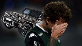 Mercedes AMG G63 Павла Мамаева серьезно изменился после рестайлинга.