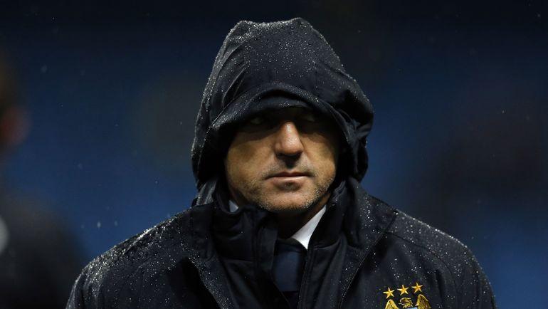Роберто Манчини. Фото REUTERS
