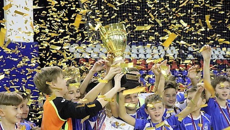 8 ноября. Красногорск. Церемония награждения победителей. Фото АМФР
