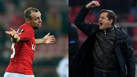 Денис Глушаков и Рауль Рианчо.